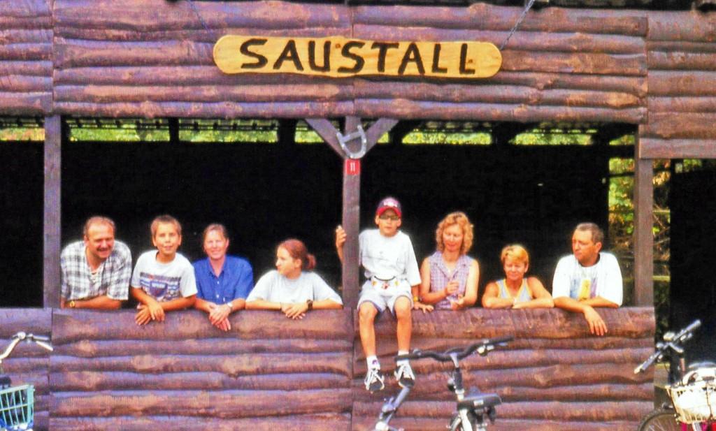 """Vereinshaus """"Saustall"""""""
